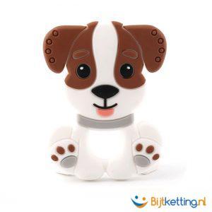 bijtketting hond puppy hondje
