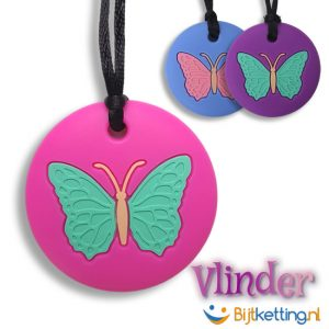 bijtketting vlinder