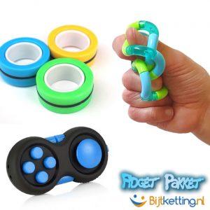 pakket fidget toys